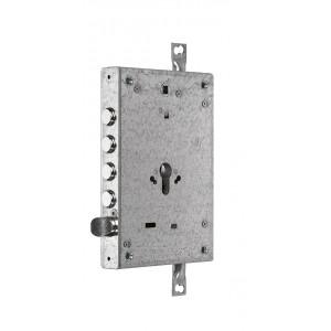 Основна брава Mul-T-lock Триточкова с блокировка