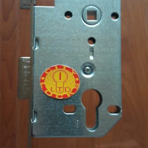 Секретна брава DEKA основна D-125-Nl