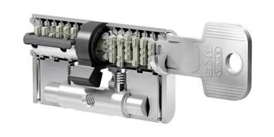 Схема на патрон EVVA 4KS
